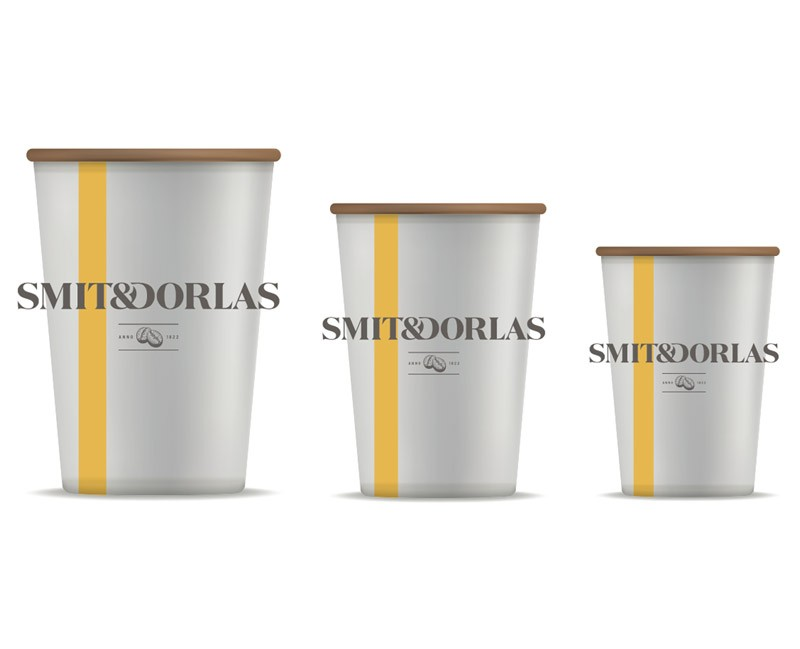 Sustainable coffee in a sustainable cup