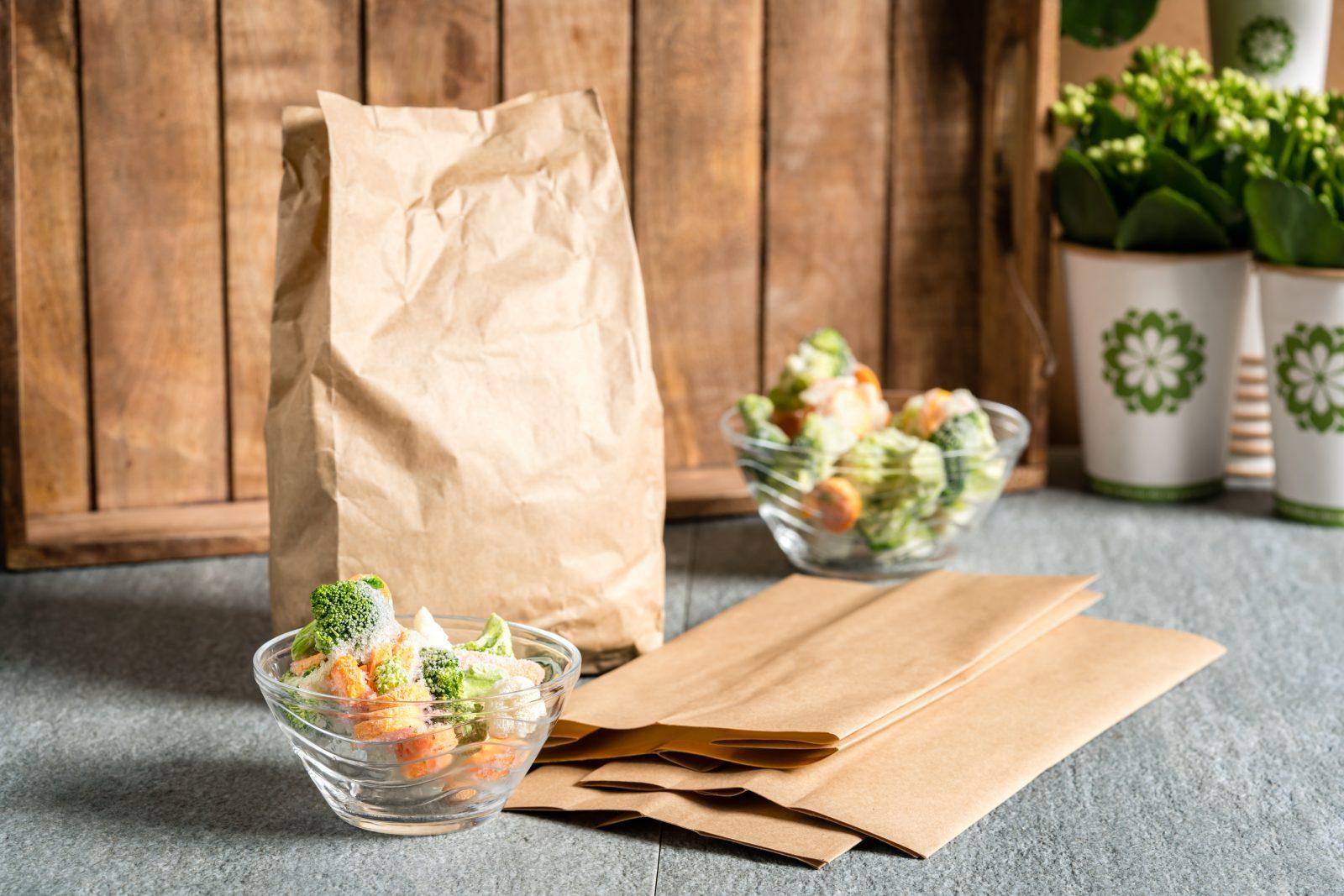 flexible packaging plastic-free